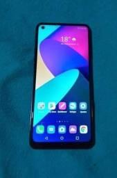 Título do anúncio: Vendo celular k51s novinho com carregador