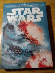 Livro Star Wars Marcas da Guerra