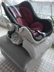 Bebê conforto muito seguro + base para carro Galzerano Dzieco Cocoon