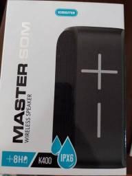 Título do anúncio: Caixa de som Bluetooth kimaster