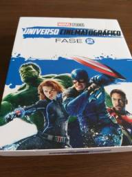 Blu-ray Marvel Fase 2 - Original e Novo