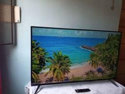 Título do anúncio: Smart tv 50 polegada jvc 4K