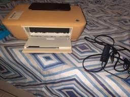 Impressora deskjet hp 100,00.