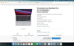 MacBook Pro 16gb de ram - Lacrado