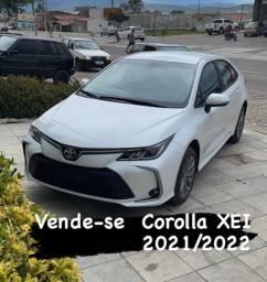 Vende-se Corolla XEI 2021/2022 R$ 143.990,00