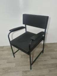 Cadeira Quadrda Para Corte