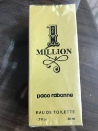 Perfume masculino 50ml entrega grátis Animale e Million