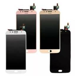 Tela Touch Display Motorola G5 G5 Plus G6 G7 G8 Power