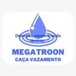 Título do anúncio: Especialista em detecção de vazamentos em piscinas