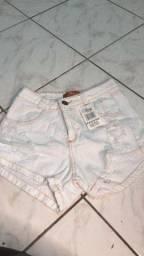 Shorts novos