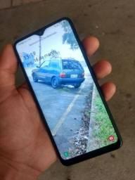 Samsung a20 S usado em estado de novo