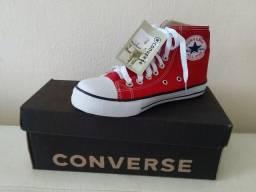 Sapatos tênis converse. Tamanho 7.