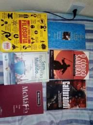 Livros 18 unidades
