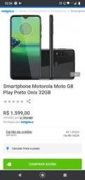 Celular moto g8play