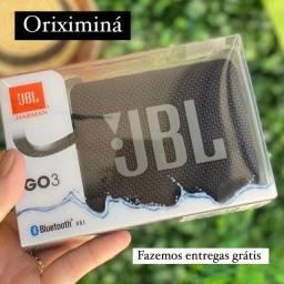 Título do anúncio: Caixa JBL GO 3, em até 10x