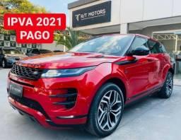 Evoque R-Dynamic HSE P300 2020 - IPVA 2021 PAGO
