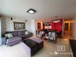 Apartamento super espaçoso com 150 m2, 02 suítes na orla da Praia Campista -
