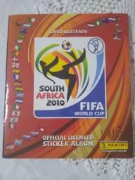 Álbum da Copa do Mundo 2010 completo