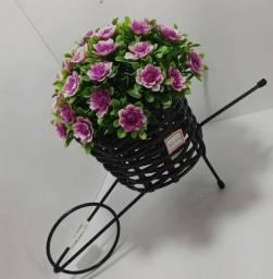 Vaso de flor por apenas  R$ 39,99