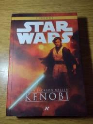 Livro Star Wars Kenobi