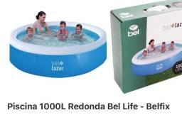 Piscina 1.000 litros