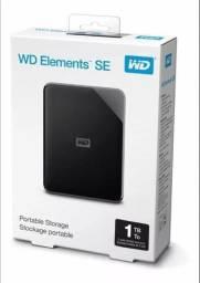 HD Externo Western Digital SE 1TB