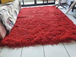 Título do anúncio: Tapete vermelho lindo