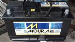 Título do anúncio: Bateria Moura 100Ah