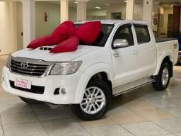 2013 Toyota Hilux SrV TOP 3.0 - Automática