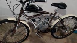Título do anúncio: Bike motorizada semi nova