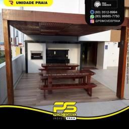 Apartamento com 3 dormitórios à venda, 89 m² por R$ 499.000 - Bessa - João Pessoa/PB