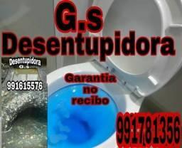 Título do anúncio: DESENTUPIDORA DE VASO SANITÁRIO ATENDEMOS EM TODA MANAUS