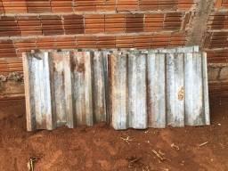 Título do anúncio: telha metálica 6 por 400 reais
