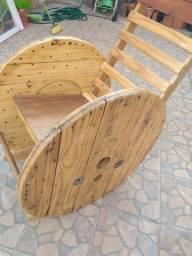 Título do anúncio: Cadeira de área balanço