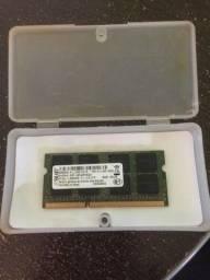 Memória ram notebook ddr3 8 gb