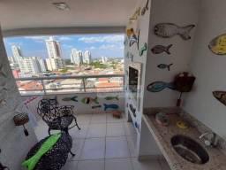 Título do anúncio: Apartamento com 3 dormitórios à venda, 88 m² por R$ 450.000,00 - Pico do Amor - Cuiabá/MT