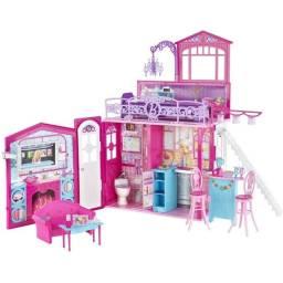 Título do anúncio: Casa de Férias Barbie Glam