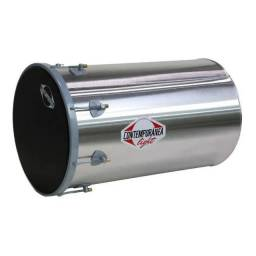 Tantam Contemporanea Aluminio 14 X 60 Light 105lt Loja Cheiro de Música