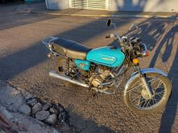 Cg 125 ano 1982