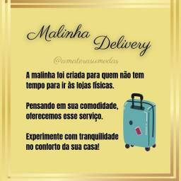 Título do anúncio: MALA DELIVERY