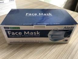 Máscara com 50und