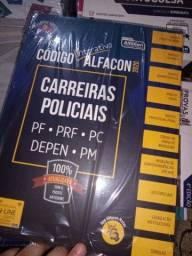 Título do anúncio: Livro Carreiras Policiais