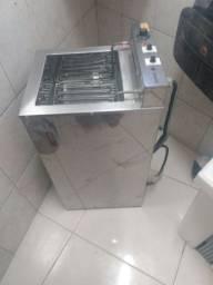 Fritadeira elétrica água e Óleo Venâncio