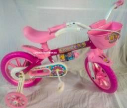 Bicicleta Infantil aro 12 recomendado ate 4 anos  - entrego a domicílio