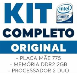 Kit Dual-core completo