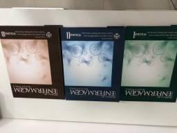 Livros novos de Enfermagem