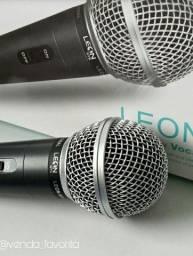 Microfone Leon (entrega gratis)