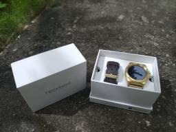Uma jóia da TECHNOS SMARTWATCH PREMIUM