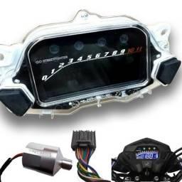 Painel Digital Blackout Original Honda Titan 160 Ano 2020 / 2021