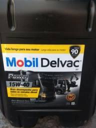 Galão oleo motor diesel